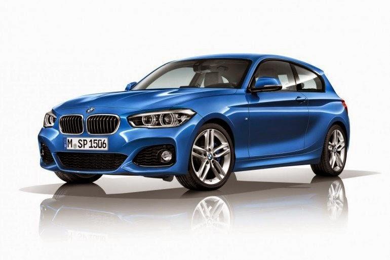 обновленный BMW 1-й серии