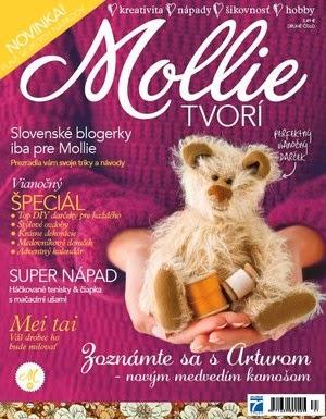 Crafto-mania v Mollie Tvorí