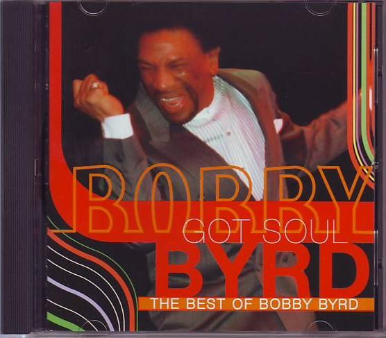 Bobby Byrd - I Love You So / Write Me A Letter