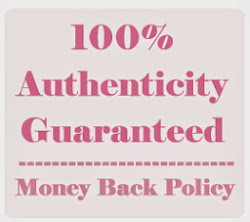 AUTHENTICITY GUARANTEE