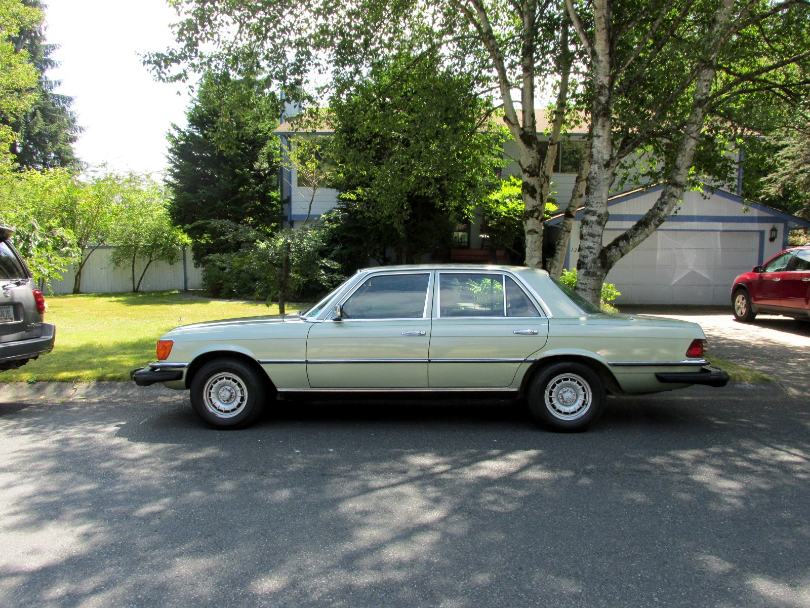 1980 mercedes benz 300sd