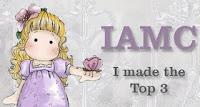 Ik sta in de top 3 bij IAMC!!