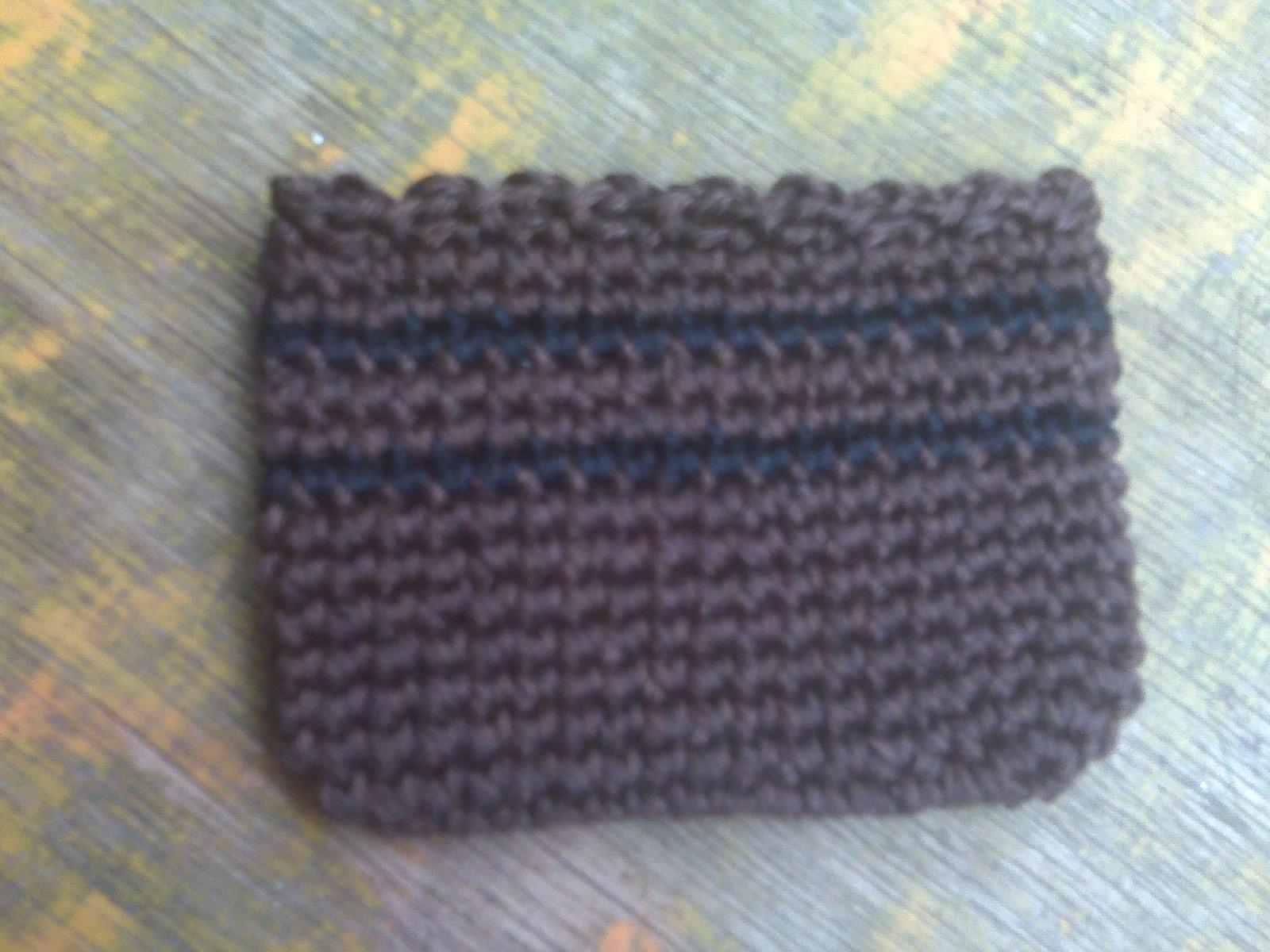Free Crochet Coin Purse Pattern : Girlies Crochet: Crochet Coin Purse