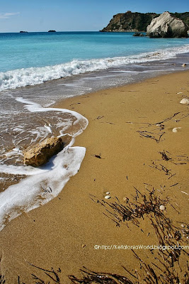 Fall in Kefalonia - Avythos Beach