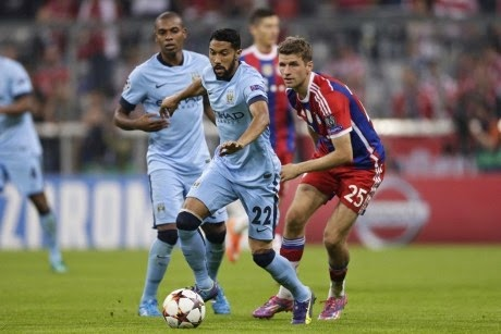 Liga Champions : Jelang Manchester City vs Bayern Munchen