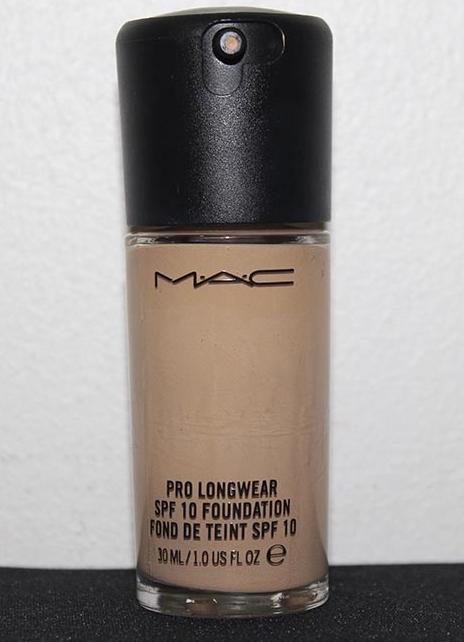 maquillaje base mac