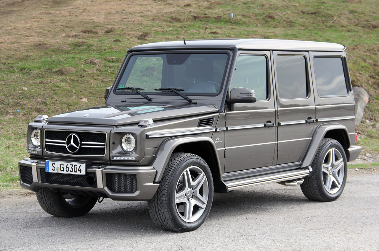 2013 Mercedes Benz G63 Amg 171 Cars