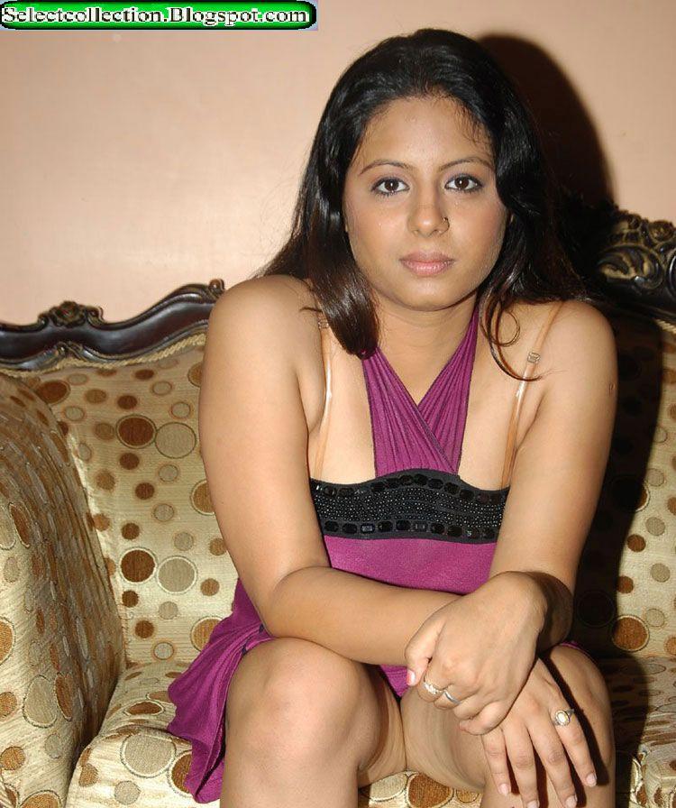 Telugu Actress Sunakshi Panty New Dress Photoshoot