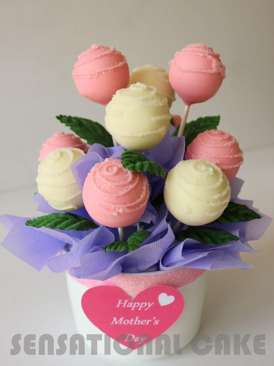 The Sensational Cakes: CAKE POP BOUQUET SINGAPORE / CHOC TRUFFLES ...
