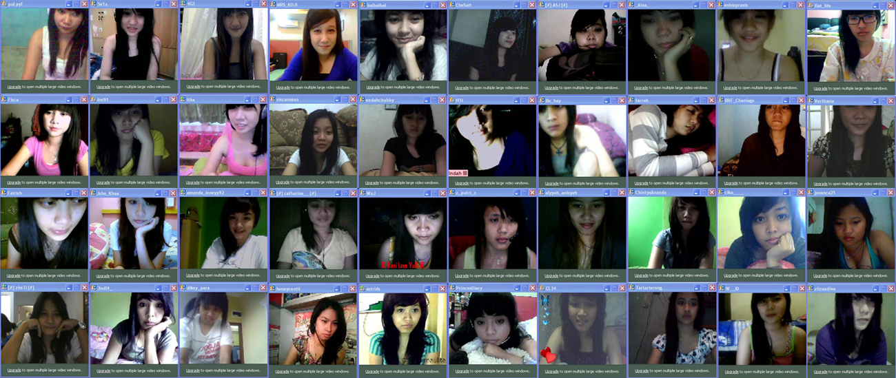 Camfrog ID CDP Family Girls (Room Cinta dan Persahabatan)