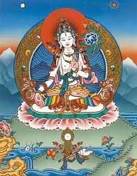 White Tara - Goddess of Compassion and Healing
