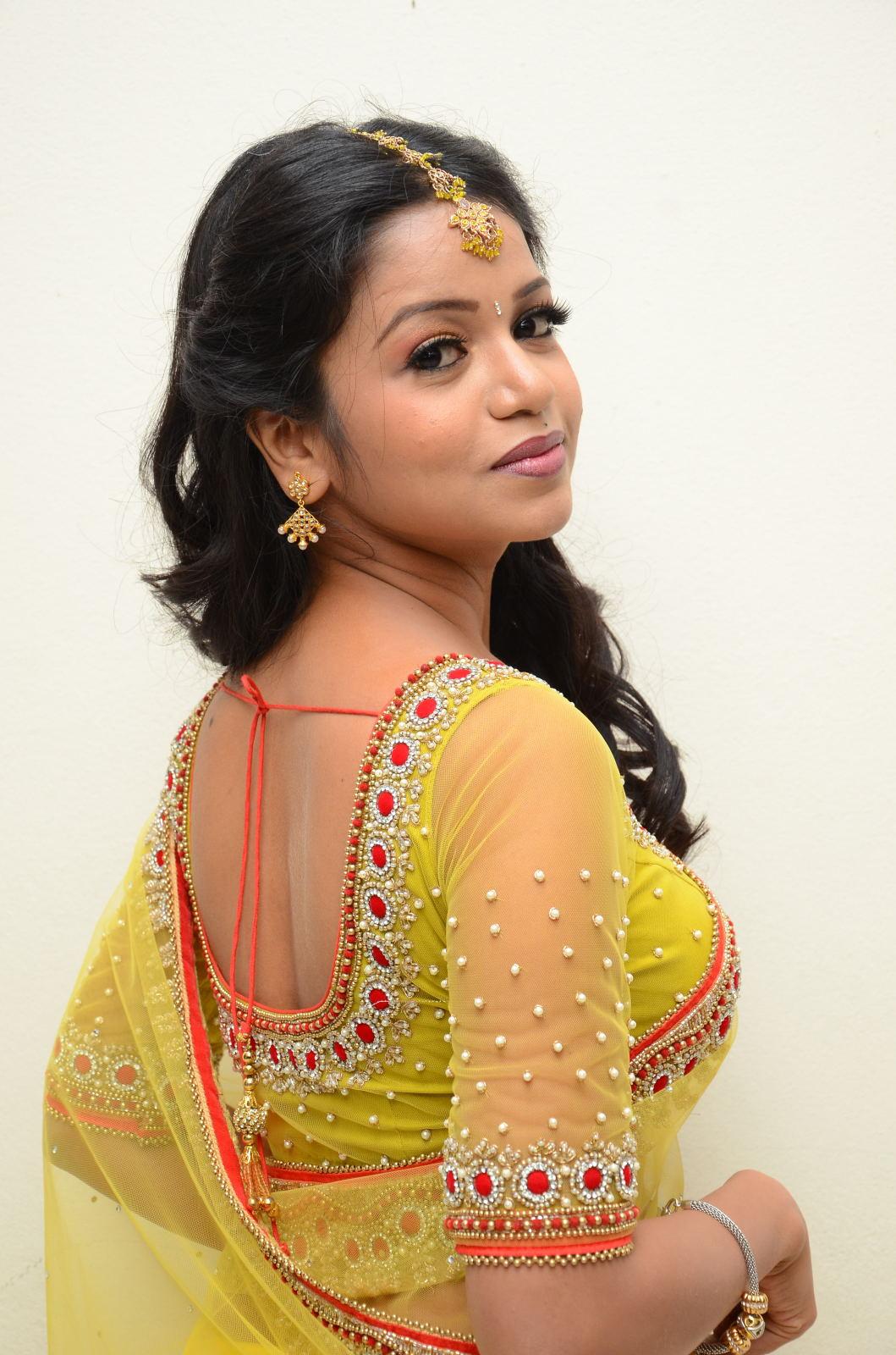 Bhavya Sri glamorous photo gallery-HQ-Photo-2
