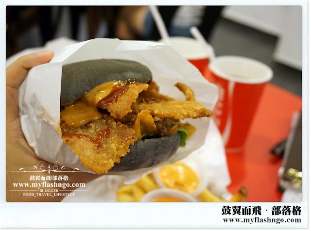 Butterworth Food | 北海汉堡专卖店 Spade's Burger