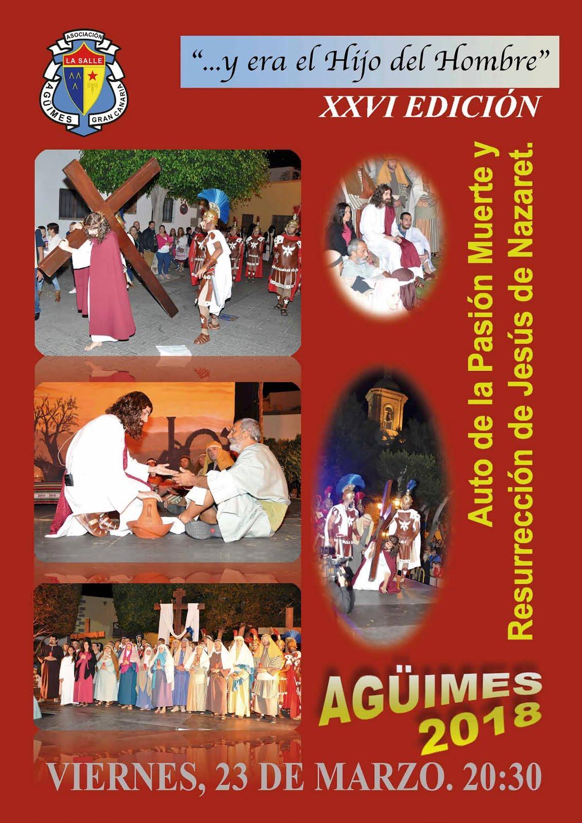 XXVI Auto de la Pasión, Muerte y Resurrección de Jesús de Nazaret