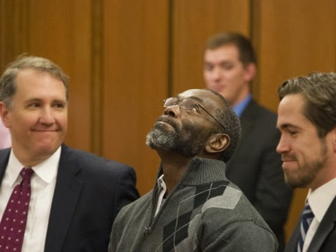 Dipenjara 40 Tahun Rupanya Tidak Bersalah