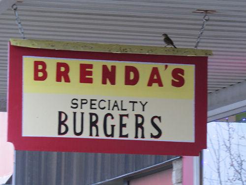 Brenda's Burgers