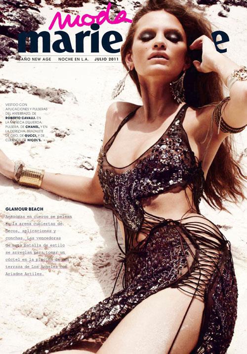 Rusian Model Regina Feoktistova
