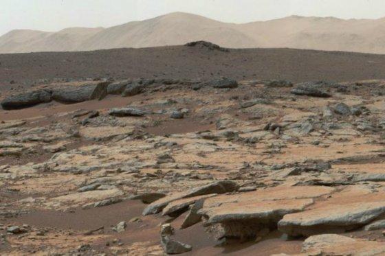 Ubicado lugar para aterrizaje en Marte