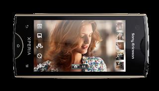 Sony Ericsson Xperia Ray Ponsel Android Kamera 8 MP Harga 1 Jutaan