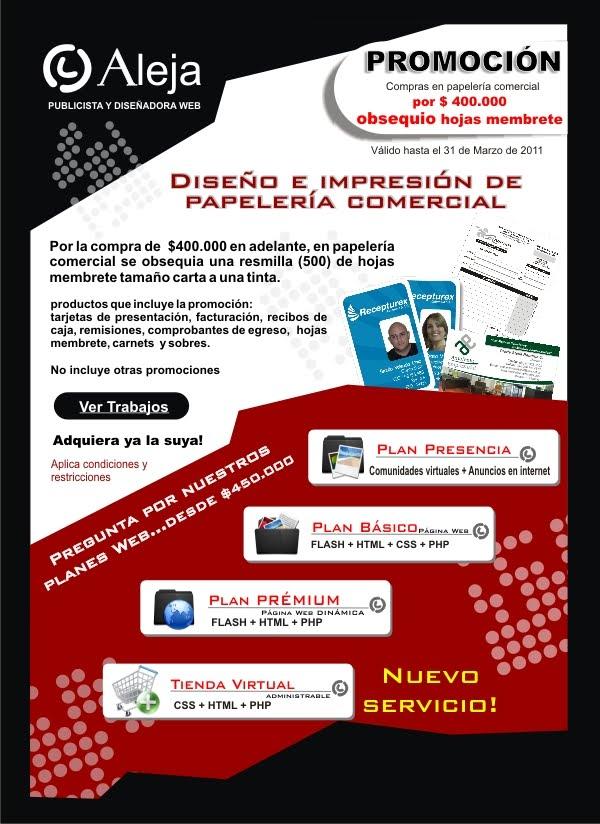 PROMOCION ALEJASIERRA MARZO 2011  0e8c4397d6690
