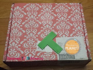 Erin Condren, Planner box, Preparing for the inhabitable, Primary Planet