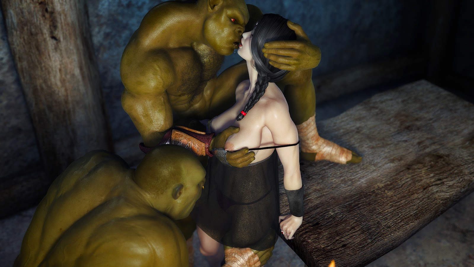 Secret of beauty orc ritual 7