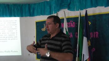 PALESTRAS EM BEZERROS - ESCOLA MUNICIPAL MONSENHOR JOSÉ FLORENTINO - AGOSTO DE 2011
