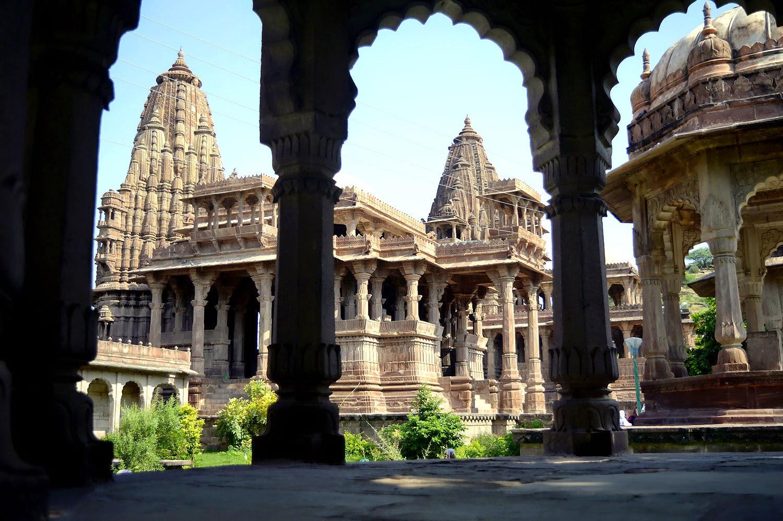 temple view mandor