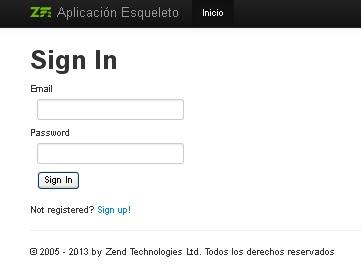 Como instalar un módulo externo en Zend Framework 2