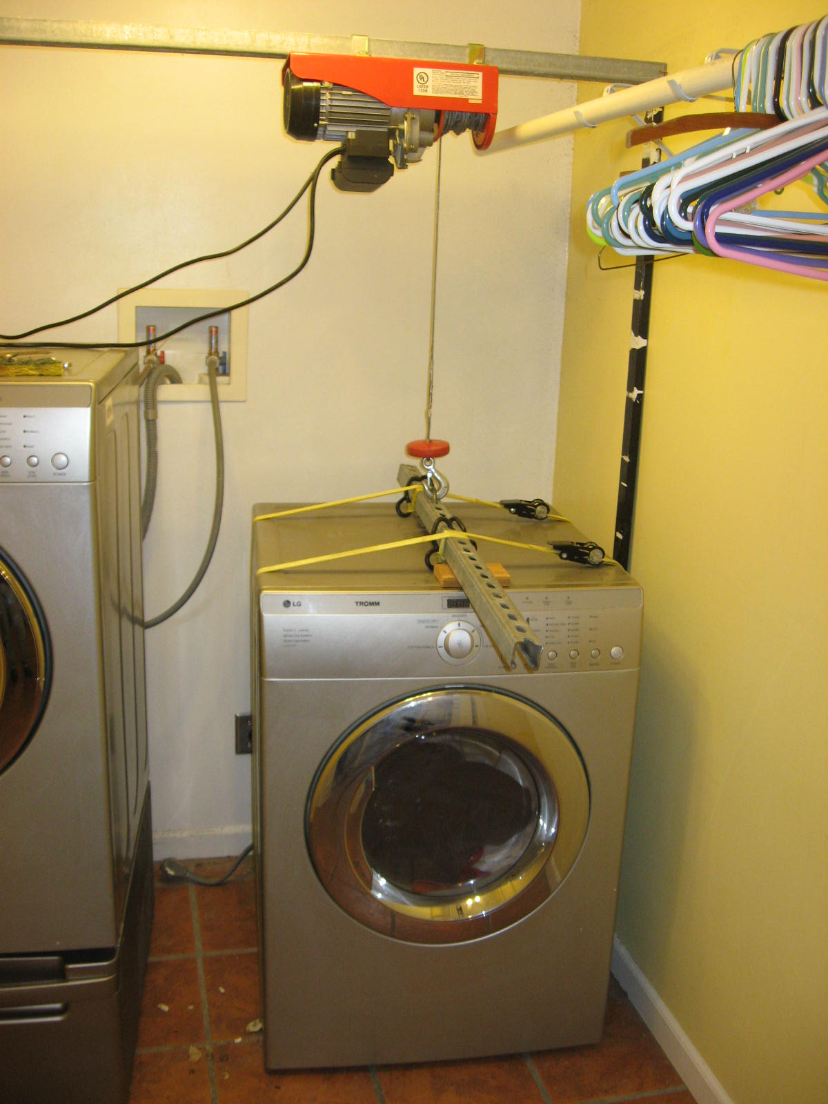 and dryer pedestals build laundry pedestal x photo of washer