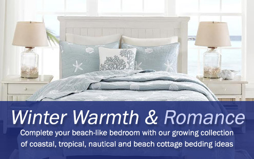 Create A Coastal Bedroom Retreat!