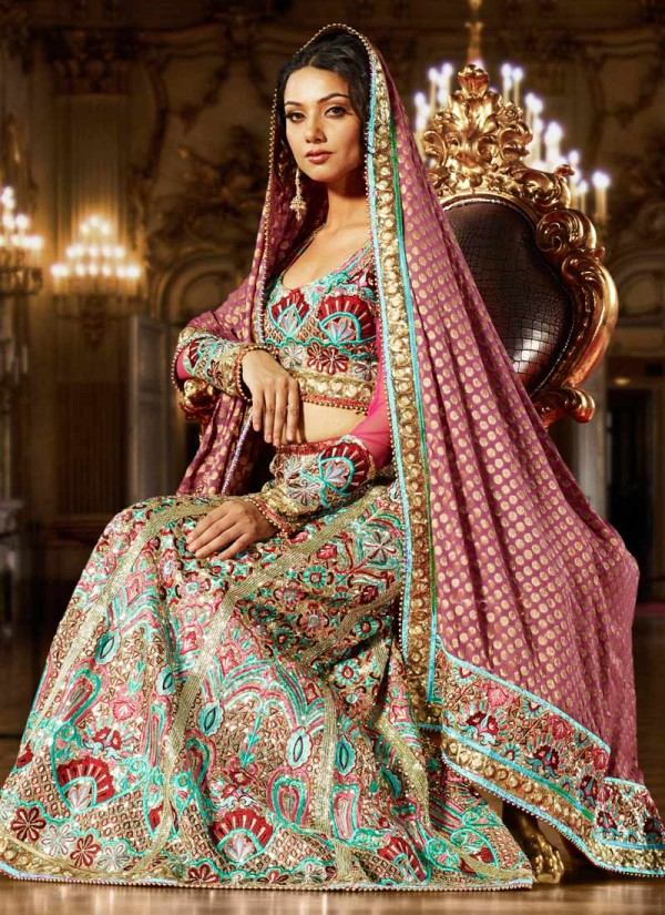 Eat fly love indian wedding dresses for Indian wedding dresses for girls