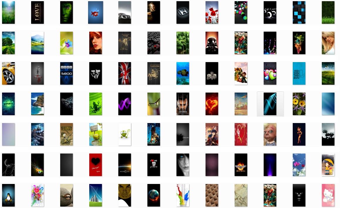 zedge wallpapers free download nokia 5800