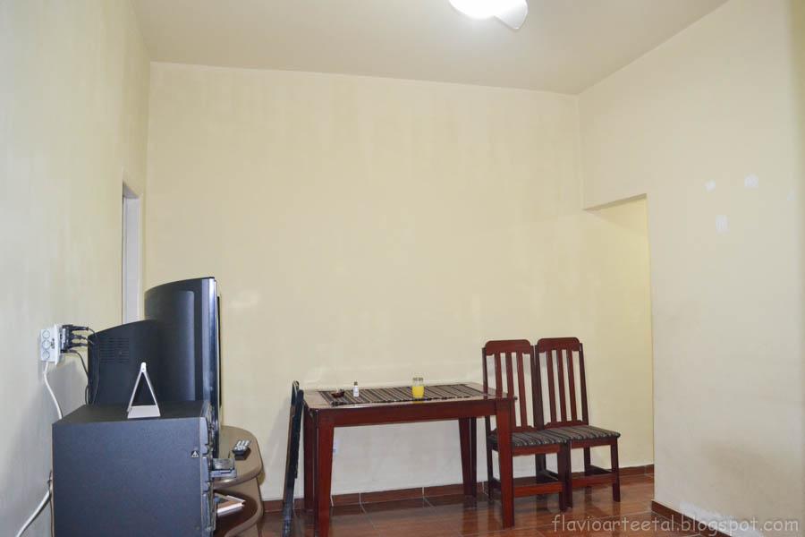 Pintura de sala estar v rias id ias de - Pinturas para salas ...
