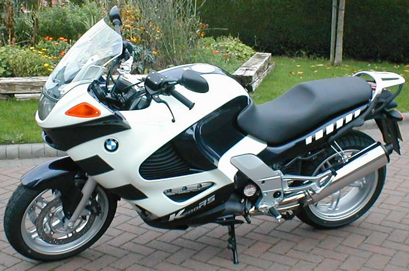 Speedy Bikes Bmw K1200rt