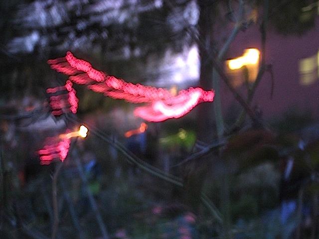 EERIE LIGHTS