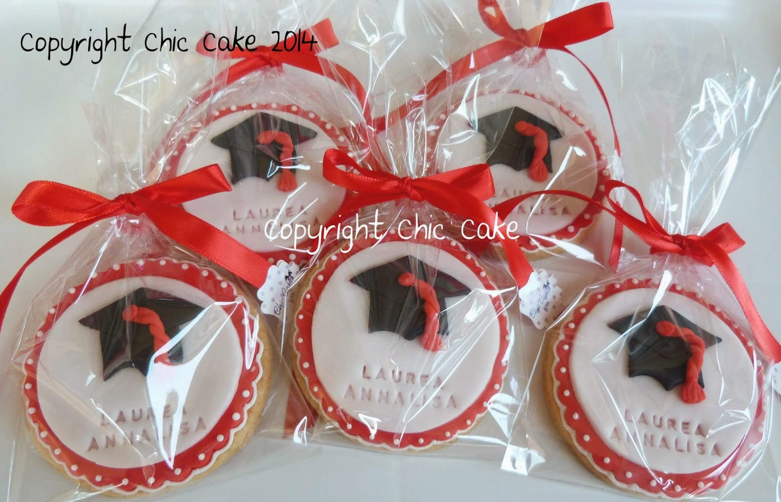 Conosciuto Chic Cake: Biscotti Laurea- Graduation cookies MI42