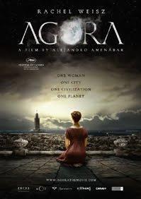 İskenderiye 'Feneri' Hypatia: Agora