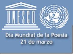 Dia Mundial de la Poesía