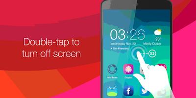Mengunci Android dengan Mengetuk Layar Android 2 Kali | Andromin