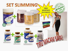 slimming set READY STOCK!!