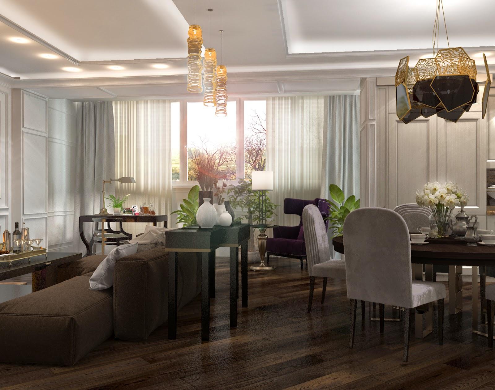 Darya girina interior design march 2015 - Darya Girina Interior Design March 2015 5