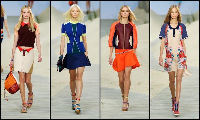 Tommy Hilfiger Presentó Colección Mujer Primavera 2014 en Semana de la Moda en Nueva York