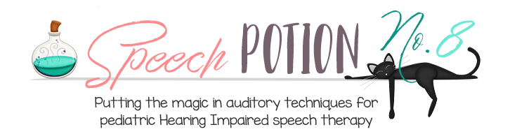 Speech Potion No. 8