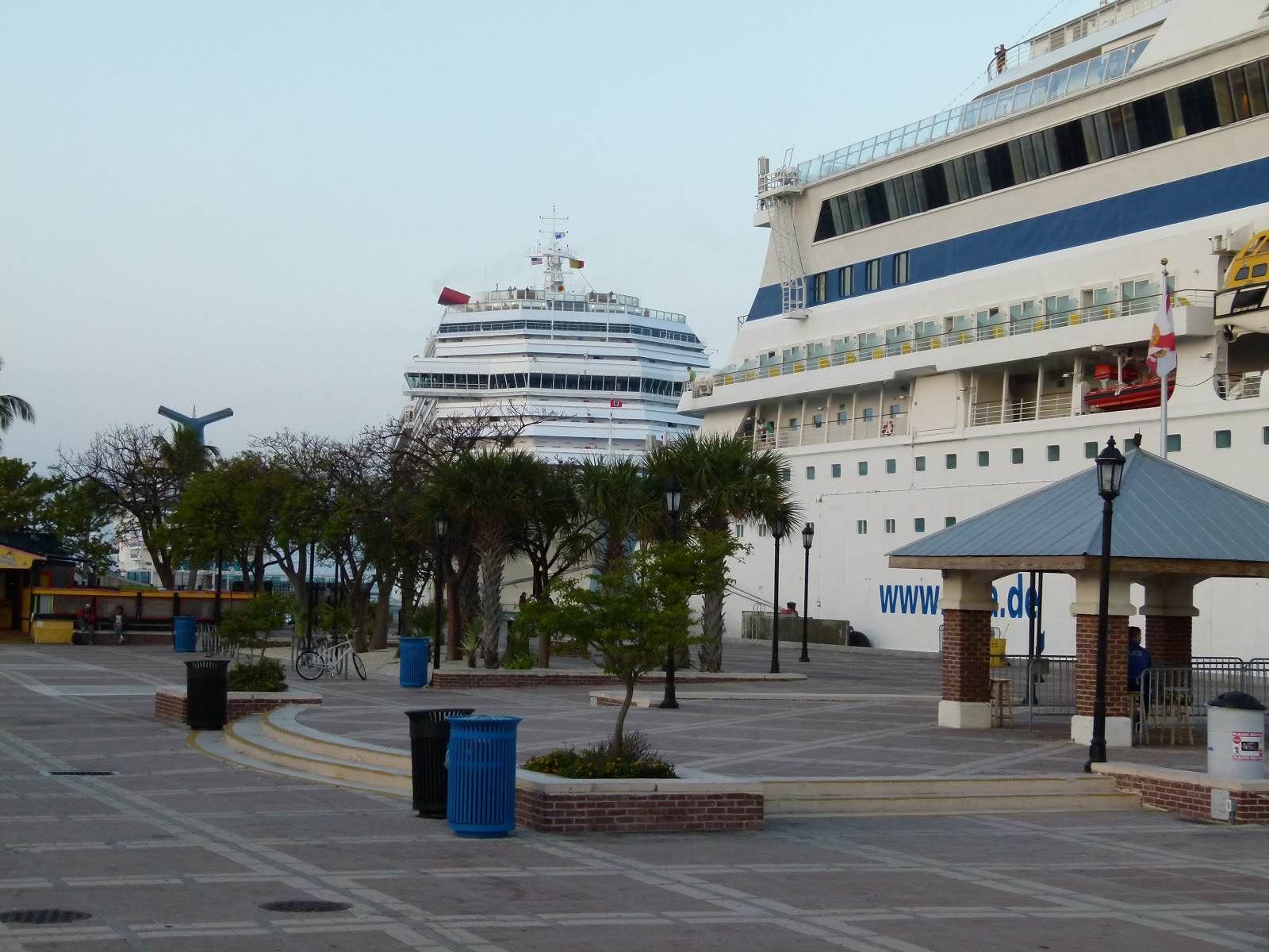 Key West Vacation And Visit Guide A THREE Cruise Ship Day In Key West - Cruise ships key west