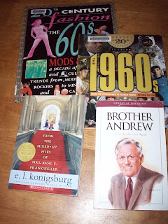 Selected readings about the 1960's