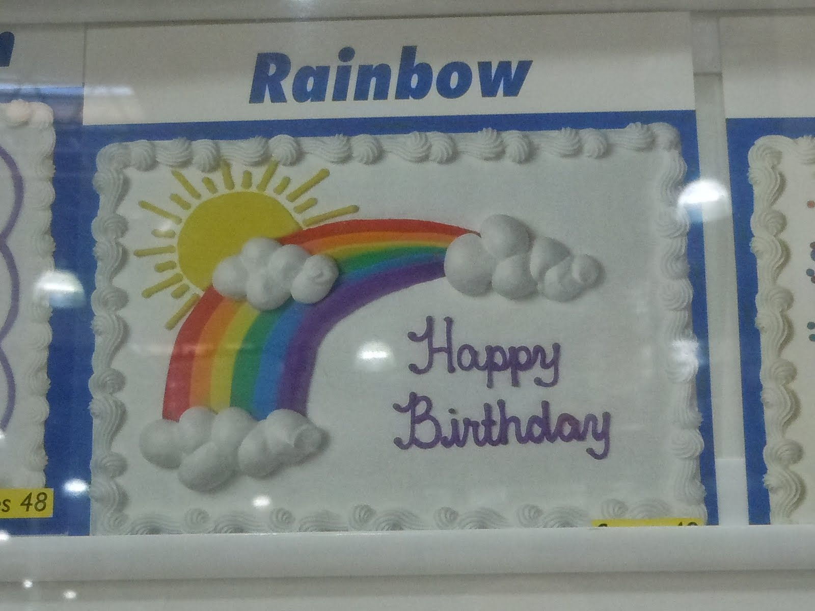 Birthday Cake Rainbow Design : L2Gant: The Cake for Cade
