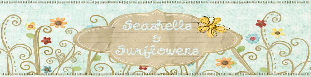 Seashells and Sunflowers | Necochea, Argentina