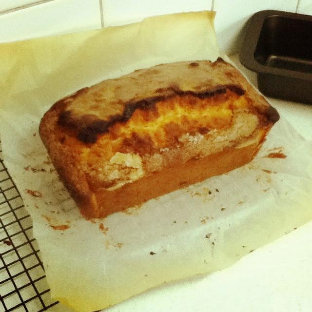 Nigella Lawson's Rosemary Loaf Cake