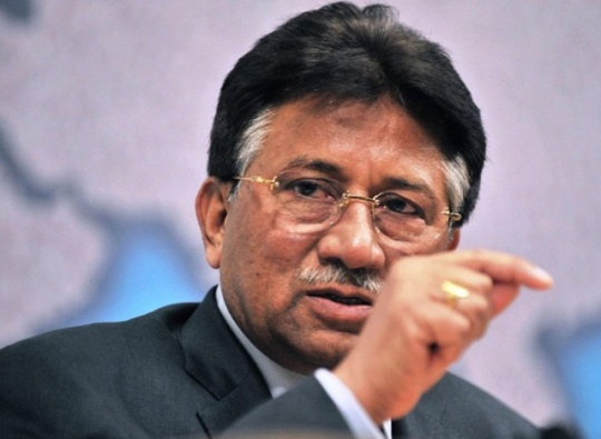 Sri Lanka Guardian: Musharraf arrested, granted two-day transit remandpervez musharraf